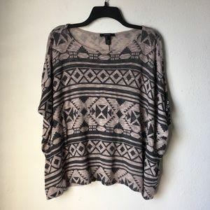 Tribal Loose Fitted Top